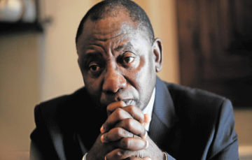 Deputy President Cyril Ramaphosa urges Muslim community to pray for the ANC