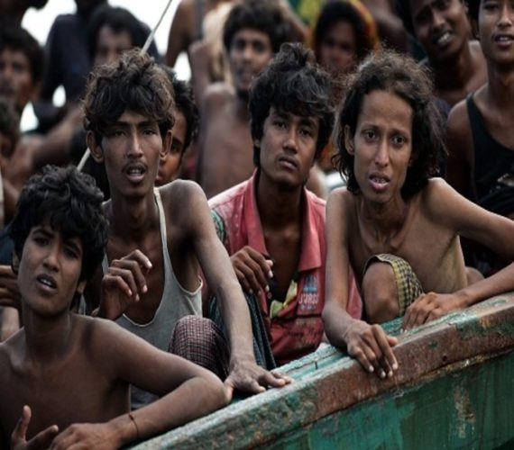 Desperate Rohingya migrants seek new escape routes from Bangladesh