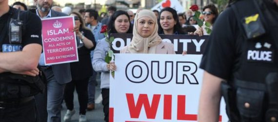 Muslims in Manchester say they are reeling from a 'new kind of hatred' in the wake of the Arena attack