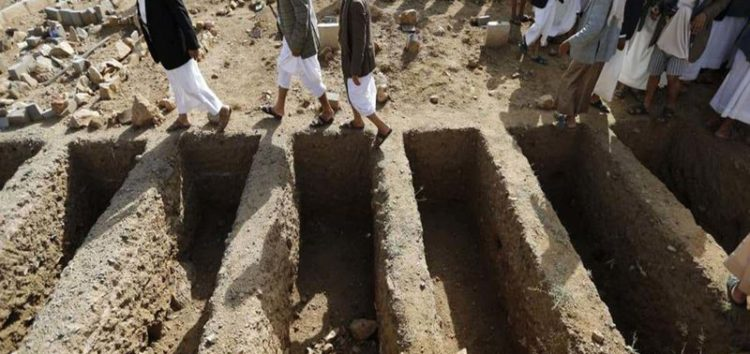 Yemen's sad reality-cemeteries compete with amusement parks on Eid