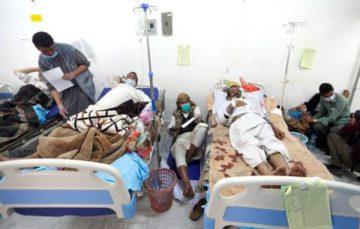Yemen cholera outbreak spirals, passes 300,000 mark