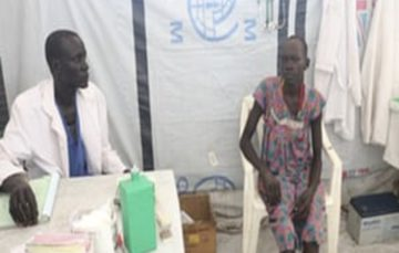 Aid workers warn of 'devastating' cholera outbreak in famine gripped South Sudan