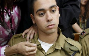 Israel releases soldier who murdered Palestinian Abdel Fattah Al-Sharif