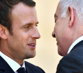 Netanyahu to Macron: Islam Seeks to Destroy Israel and Europe
