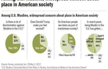 Revealed: The disturbing reality of living in Trump's America as a Muslim