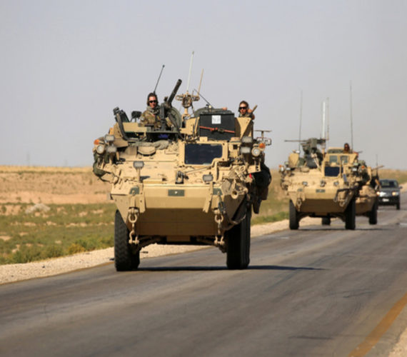 Turkish news agency discloses troop positions in Syria, angers US
