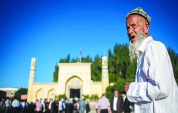 China's Uighur Muslims struggle under 'police state'