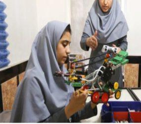 Twice rejected Afghan girls robotics team given US visa after outrage