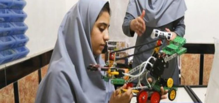Twice rejected Afghan girls robotics team given US visa after outrage