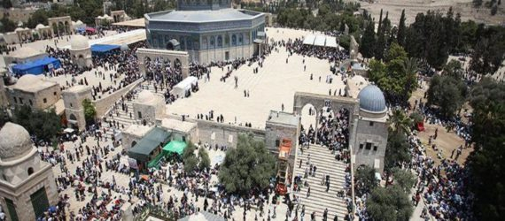 Hamas: Palestinians will not allow Israel to take over Al-Aqsa