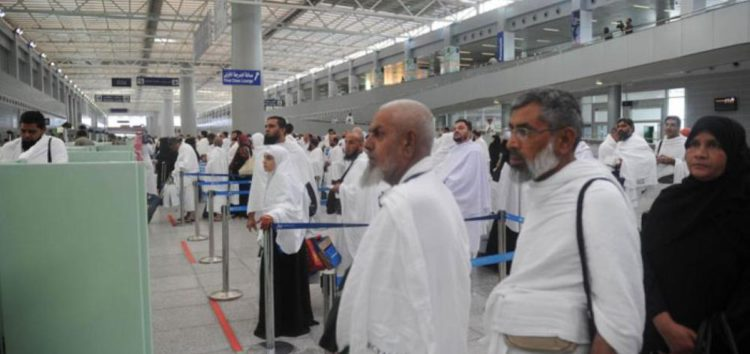 South Africans amongst the first group of Hujjaaj streaming into holy cities #Hajj1438