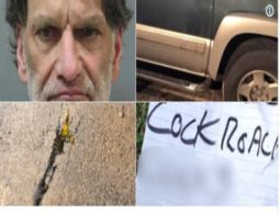 Man calls Muslims 'cockroaches' in recent hate crime