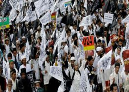 Indonesia bans Islamic group 'to protect unity'