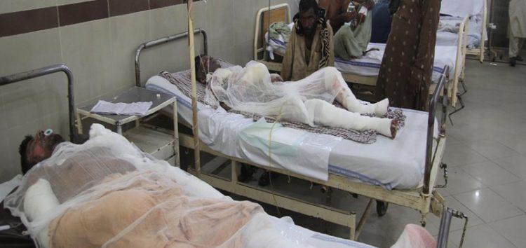 Pakistan tanker blast death toll rises to 205