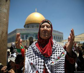 Moroccan groups slam Arab silence following attacks on Al-Aqsa