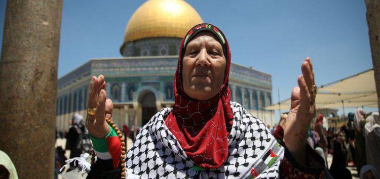Moroccan groups slam Arab silence following attacks on Al-Aqsa