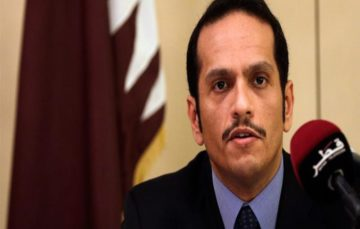UN should play a role in resolving Gulf crisis says Qatar