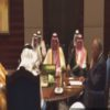 Four Arab countries boycotting Qatar meet in Bahrain to reiterate demand that Doha