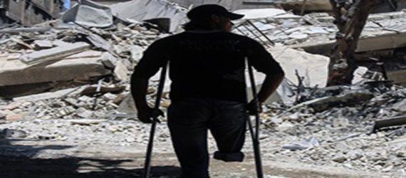 Syria truce crumbles as air raids hit Eastern Ghouta