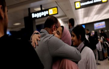 Top US Court exempts relatives from Trump's travel ban