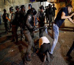 World reacts to situation at Masjid Al-Aqsa