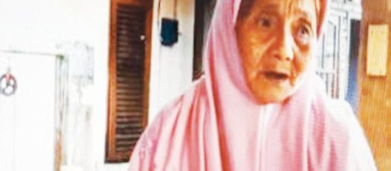 Oldest Hajj pilgrim, 104, arrives from Indonesia