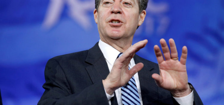 Trump's pick for faith envoy Sam Brownback riles Muslims, known for pushing a strong Christian agenda
