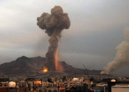 Report: Rise in number of airstrikes in Yemen in 2017