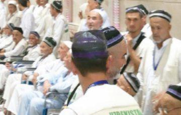 World War II vets from Uzbekistan arrive for Haj