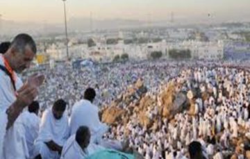 Humanity in the heart of Saudi holy sites during Hajj