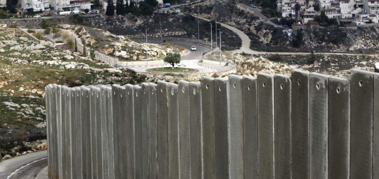 Israel completes construction of 26 mile illegal Separation Wall near Hebron