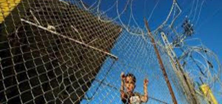 Israeli army reveals details of Gaza border wall