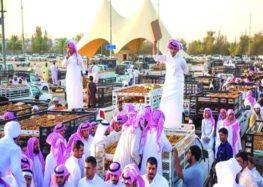 Saudi Arabia hosts world's largest date festival in Buraidah