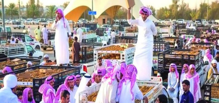 Saudi Arabia hosts world's largest date festival in Buraidah