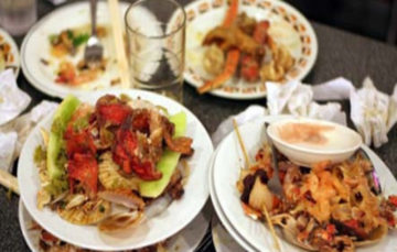 Saudi may fine restaurant goers who leave food on their plates