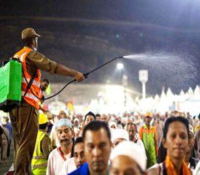 1,000 Jawazat staffers serve pilgrims at 140 counters
