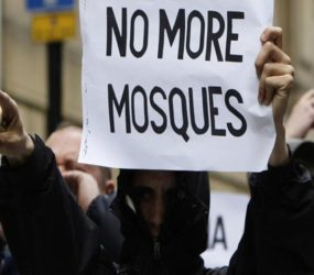 'Muslim Problem' article could incite hate crime, UK group warns