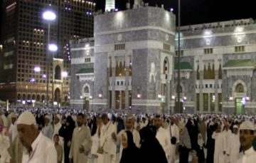 Over 222,000 pilgrims are in Madinah