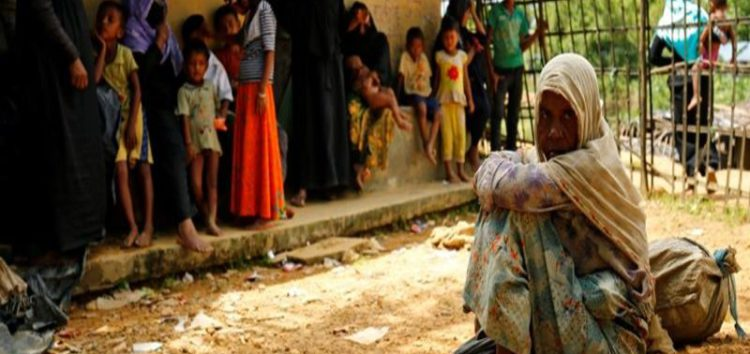 UK calls for UN meeting on Myanmar violence after reports of Rohingya civilian casualties from raids by Myanmar forces