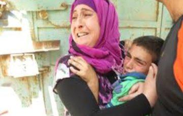 Settlers threaten to sexually assault Palestinian woman