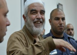 Israel extends Sheikh Raed Salah's detention