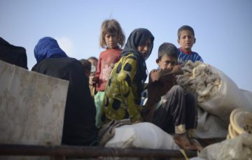 UN calls for humanitarian pause in Raqqa, fearing the use of human shields