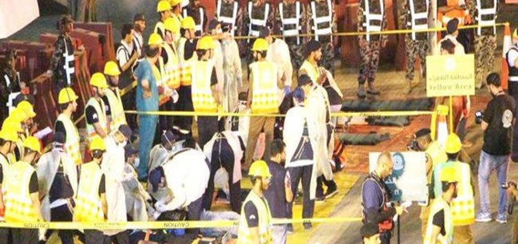 Preparations in place to deal with potential risks during Hajj: Saudi Civil Defense
