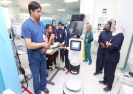 Robot Doctor program- Reshaping medical care