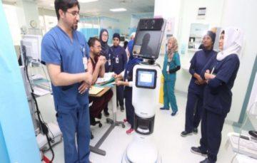 Robot Doctor program- Reshaping medical care