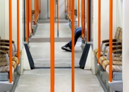 Schizophrenic man 'stabbed train passenger after threat to kill all Muslims'