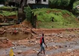 Sierra Leone Government calls for 10,000 people to evacuate as more than 600 remain missing after devastating landslides