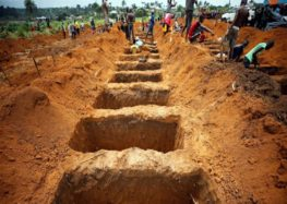 Sierra Leone mudslides 'kill more than 1,000'