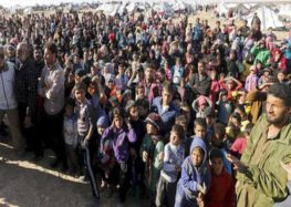 Nearly 50,000 people stranded at Jordan-Syria border, draws major UN concern