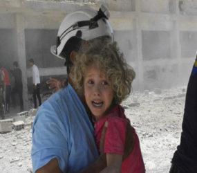 Seven White Helmets medics killed in Syria's Idlib